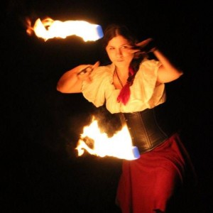 Fire Fae Rose - Fire Performer in Sterling, Virginia