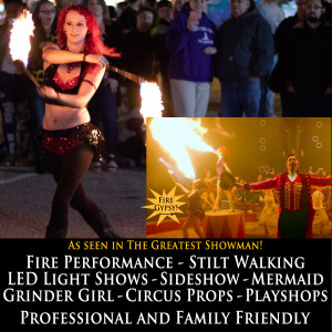 Fire Gypsy Productions - Fire and Circus Arts - Fire Performer / Street Performer in Worcester, Massachusetts