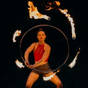 SpinFlipPray - Fire Performer in Raleigh, North Carolina