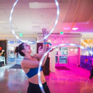 Holistic Flame - Fire Performer / Hoop Dancer in San Jose, California