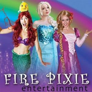 Fire Pixie Entertainment SoCal - Princess Party in Beverly Hills, California