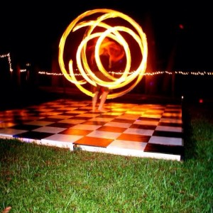 Fire poi or fire dancing - Fire Performer / Outdoor Party Entertainment in Huntsville, Alabama