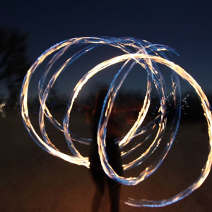 Fire trails - Fire Performer in Hemet, California