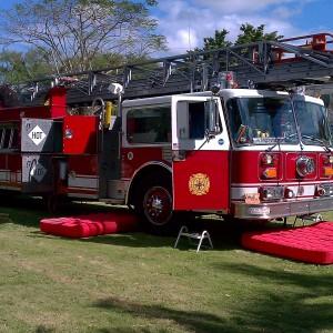 Fire Truck Entertainment