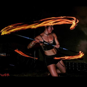 Fire Warrior - Fire Dancer in Cleveland, Ohio