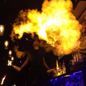 FireBenders Miami Elite Flair Bartenders