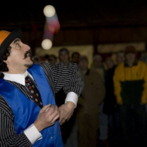 Keith Leaf - Amazing Fire Juggler - Juggler / Comedy Show in Lewiston, Maine