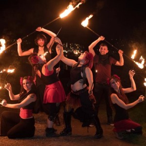 Firelight Society - Fire Performer / LED Performer in Bay Area, California
