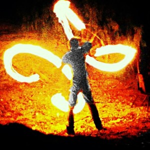 FireMotionz - Fire Dancer in Indio, California