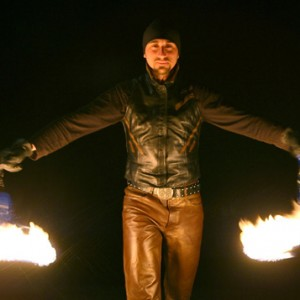 Firespinning - Fire Performer / Fire Dancer in Boston, Massachusetts