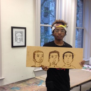 First Born Art - Caricaturist in Detroit, Michigan