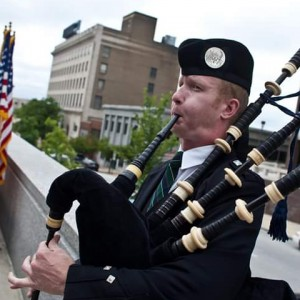 First Class Bagpiping - Bagpiper in Philadelphia, Pennsylvania