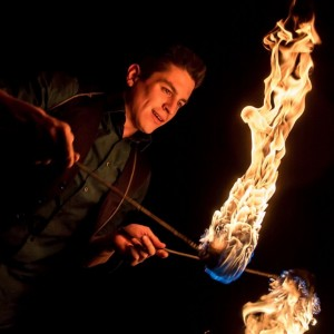 Fishtricks - Fire Performer in Fort Worth, Texas