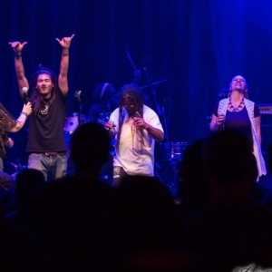 MzDfiyah and the I Kings - Reggae Band in Las Vegas, Nevada