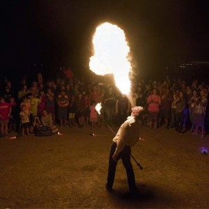 Flame - Fire Performer / Fire Eater in Charleston, South Carolina