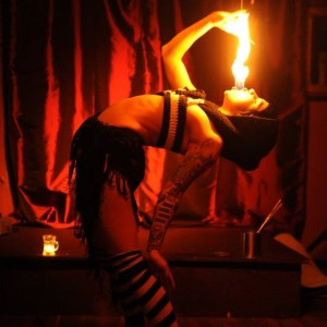 Flame Charmer - Circus Entertainment / Fire Dancer in Philadelphia, Pennsylvania