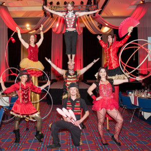 Flamebuoyant Productions - Circus Entertainment / Holiday Entertainment in Portland, Oregon