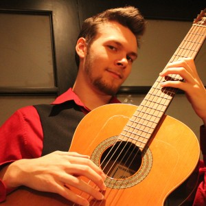 Flamenco Guitarist - Alex Krolick - Guitarist / Wedding Entertainment in Whitby, Ontario