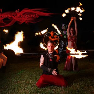 FlameThrower ENT LLC - Fire Dancer in West Palm Beach, Florida