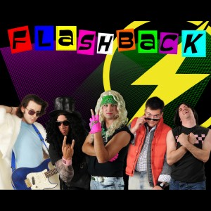 Flashback - 1980s Era Entertainment / Tribute Band in New Orleans, Louisiana
