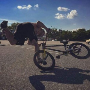 Flatland BMX Tricks - Stunt Performer in Eastlake, Ohio