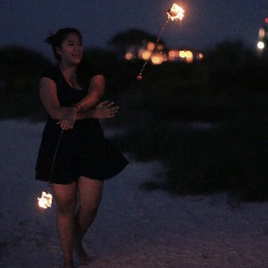 Fleur de Lis - Fire Dancer / Singing Pianist in Tampa, Florida