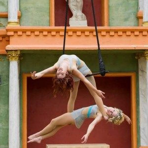 Flexy Flying - Aerialist in Houston, Texas