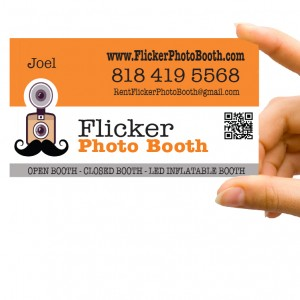 Flicker Photo Booth