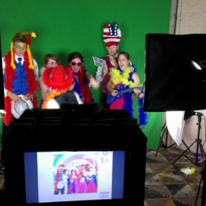 "Flipbooks provided by, ""A Super Party""! - Photo Booths in Kingsport, Tennessee"