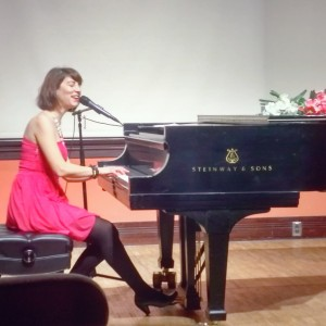Florie Namir - Jazz Pianist in Watertown, Massachusetts