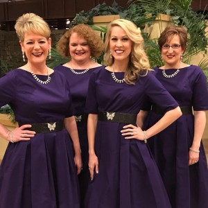 Flourish Quartet - Barbershop Quartet / A Cappella Group in Kansas City, Missouri