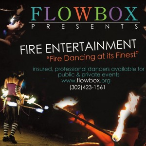 Flowbox - Circus Entertainment / Fire Dancer in Cathedral City, California