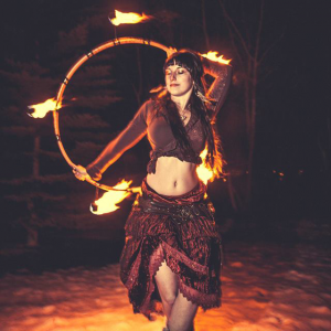 Flowmance - Fire Performer / Outdoor Party Entertainment in Calgary, Alberta