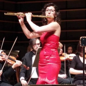 Flute performer (with group or pianist) - Flute Player in Montreal, Quebec