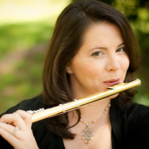 Flutist Nicole Chamberlain - Flute Player / Woodwind Musician in Atlanta, Georgia
