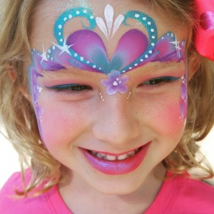 Fluttercat Face Painting - Face Painter / Halloween Party Entertainment in Raleigh, North Carolina