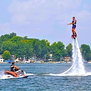 Flyboard & Jetpack training and lessons - Variety Entertainer / Wedding Planner in Toledo, Ohio