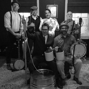 Flying Fingers Jug Band