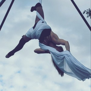 Flying Fun - Aerialist in San Francisco, California