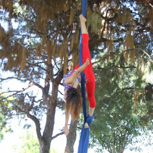 Flying Goat - Aerialist in Redlands, California
