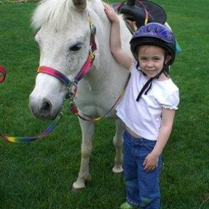 Foggy Bottom Farm Pony Parties - Pony Party / Children's Party Entertainment in Madison, Wisconsin