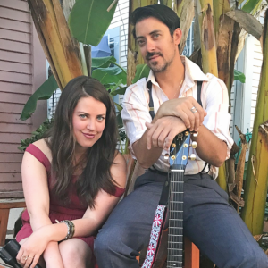 Folk Duo (& Optional Violinist) - Acoustic Band / Singing Group in Los Angeles, California