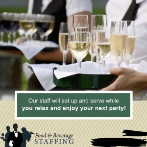 Food and Beverage Staffing LLC - Waitstaff / Holiday Party Entertainment in Cambridge, Massachusetts