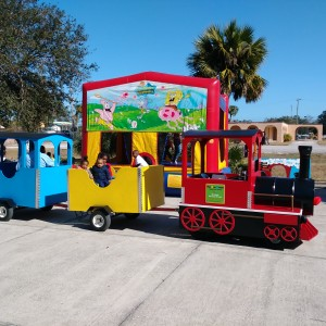 For Any Event, Llc. - Party Rentals / Trackless Train in Palm Coast, Florida