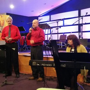 """FOR HIS GLORY"" Live Gospel Band - Southern Gospel Group in Lancaster, South Carolina"