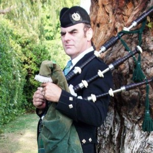 Former Scots Guards bagpiper - Bagpiper in Bakersfield, California