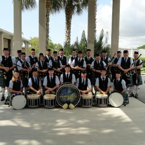 Fort Lauderdale Highlanders Pipe Band - Celtic Music / Bagpiper in Fort Lauderdale, Florida