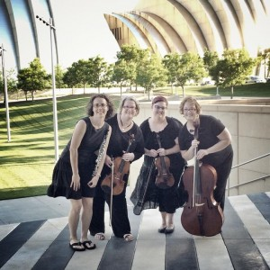 Forte - String Quartet / Wedding Musicians in Kansas City, Missouri