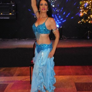Fotia-The Greek Bonfire - Belly Dancer in Chicago, Illinois