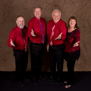 Four-te - Barbershop Quartet / Singing Group in Danville, California